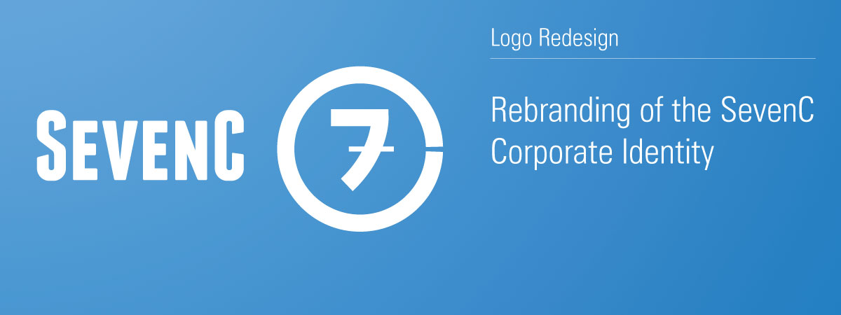 SevenC Logo Rebranding