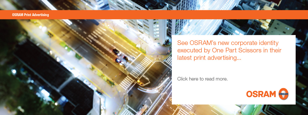 New OSRAM Advertising