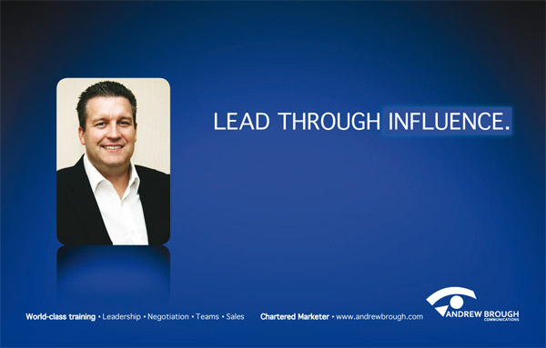 Andrew Brough Communications Leadership