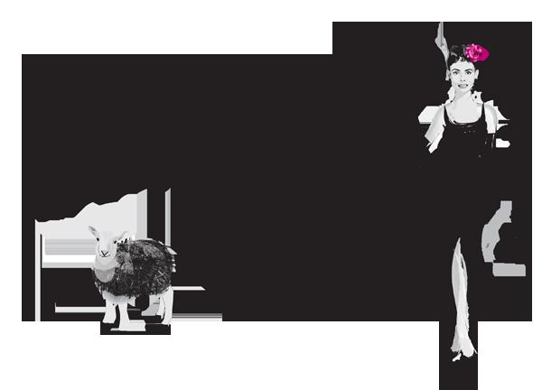 Vagabond Vintage Logo - Larger View