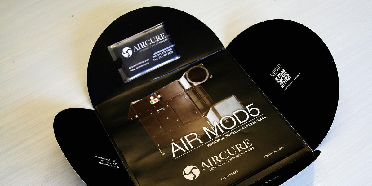 AIRCURE brochure
